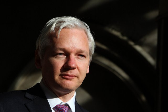 «WikiLeaks condamne fermement le comportement sans foi ni... (PHOTO AFP)