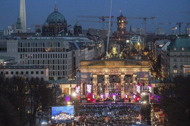 La capitale de l'Allemagne a la réputation d'une ville festive et endiablée. Et... (Photo fournie par Visit Berlin)