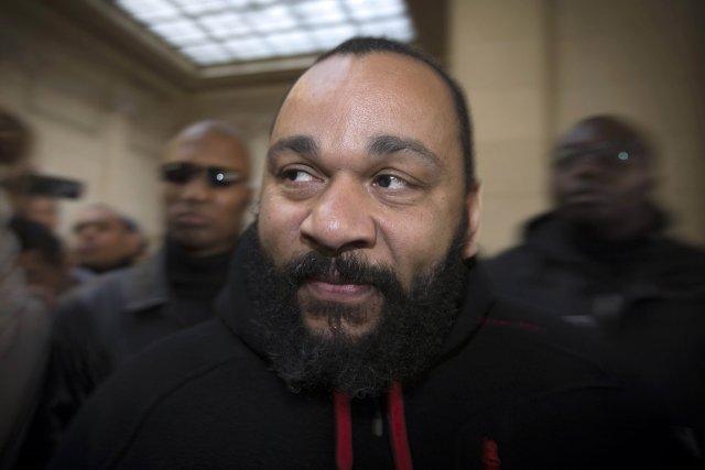 Dieudonné... (Photo: archives AFP)