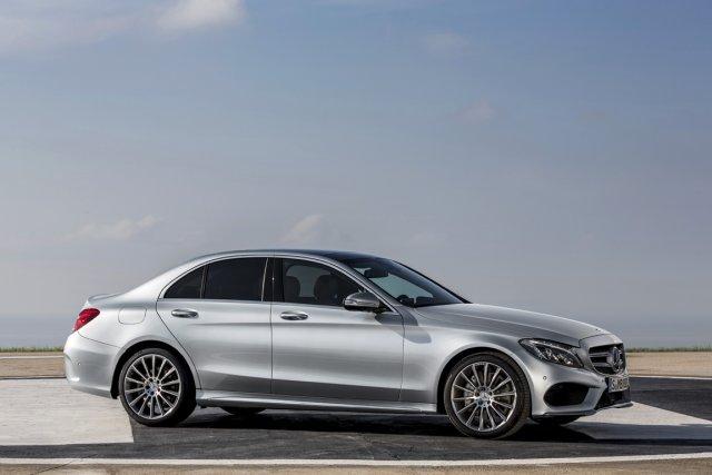 La concurrence est rude au sein du segment des compactes de luxe. La bataille,... (Photo fournie par Mercedes)