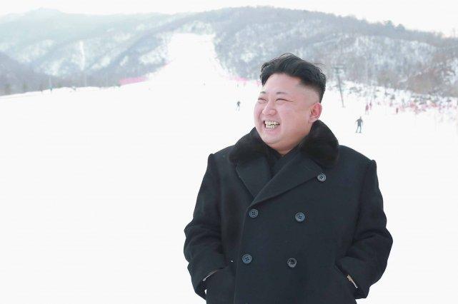 Le numéro un nord-coréen, Kim Jong-Un.... (Photo Reuters)