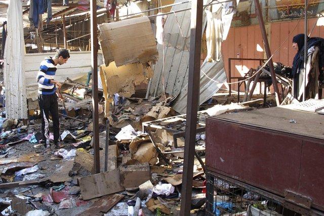 Selon IBC, 9475 civils ont été tués en... (PHOTO REUTERS)