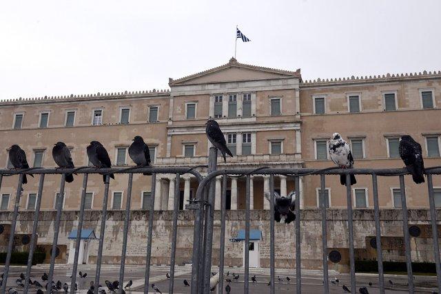 Athènes s'est fixé une ambitieuse feuille de route... (PHOTO AGENCE FRANCE PRESSE)