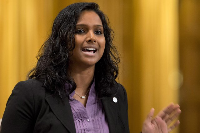 Rathika Sitsabaiesan... (Archives La Presse Canadienne)