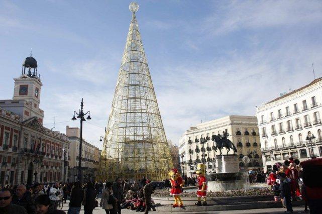 Avant la crise, en 2007, l'Espagne avait ainsi... (PHOTO JUAN MEDINA, REUTERS)