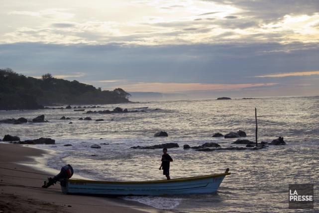 Le Salvador... (PHOTO DAVID BOILY, LA PRESSE)
