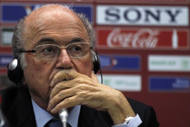 Le président de la FIFA, Sepp Blatter.... (PHOTO AMR ABDALLAH DALSH, REUTERS)
