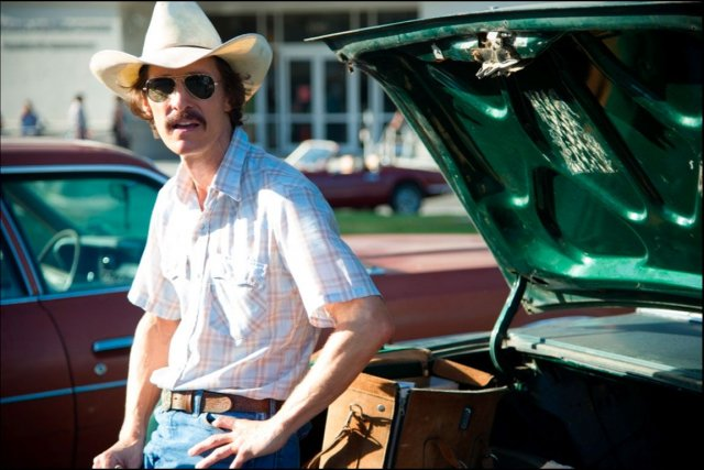Matthew McConaughey dans Dallas Buyers Club, de Jean-Marc... (Photo fournie par Remstar)