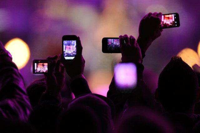 Les données des utilisateurs de Snapchat ont été... (Photo K.C. Alfred, Reuters)