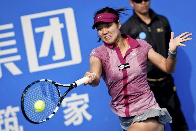 Li Na... (Photo AFP)