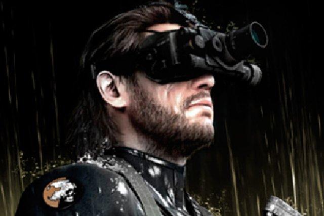 Snake reprendra donc du service dans Ground Zeroes,... (Photo fournie par Konami)