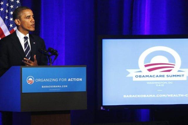 Les nouveaux droits des Américains en matière de santé sont entrés en vigueur... (PHOTO REUTERS)