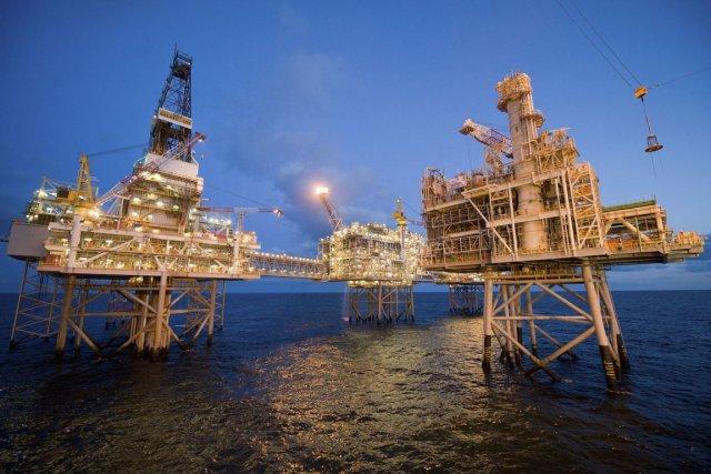 Une instlalation de Nexen en Mer du Nord.... (Photo Reuters)