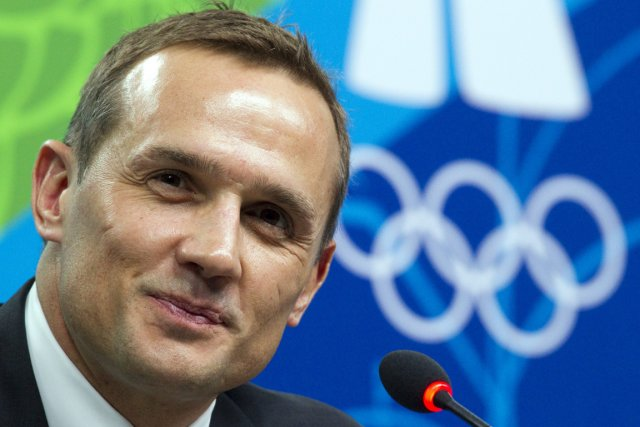 Le directeur général de Hockey Canada, Steve Yzerman,... (Photo Ryan Remiorz, archives La Presse Canadienne)