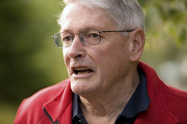 John Malone, propriétaire du groupe de médias américain... (Photo Matthew Staver, archives Bloomberg)