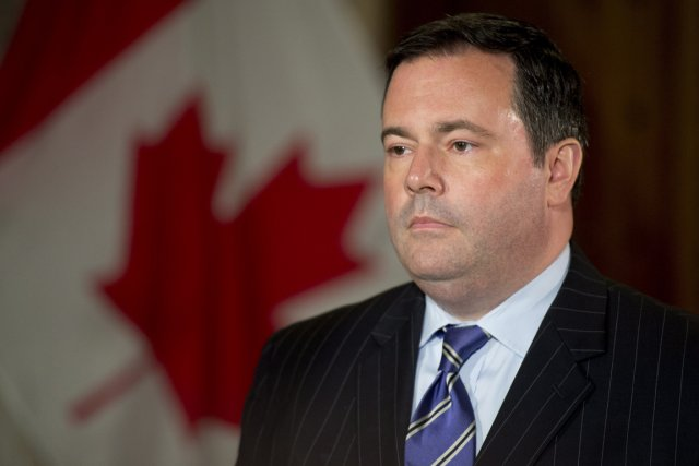 Jason Kenney, le ministre fédéral de l'Emploi et... (Photo Adrian Wyld, archives La Presse Canadienne)