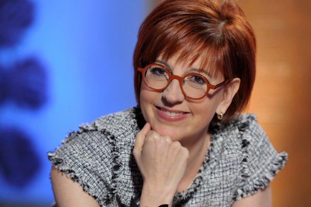 L'animatrice Chantal Lamarre... (Photo fournie par TV5)