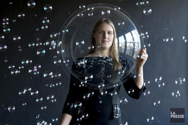 Karine Giboulo... (Photo Alain Roberge, La Presse)