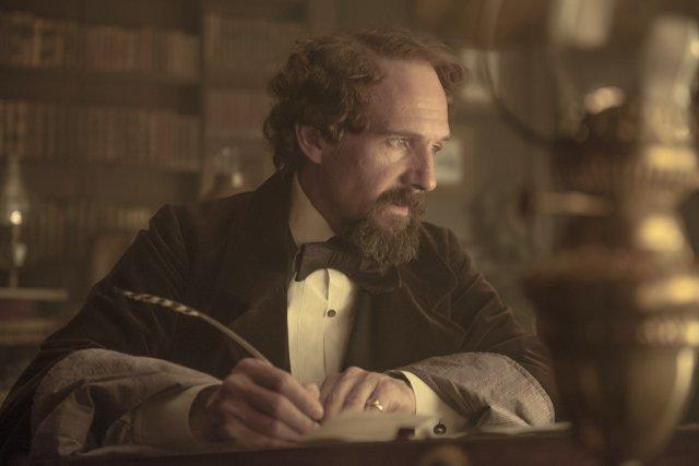 Ralph Fiennes, dans The Invisible Woman.... (Photo fournie par la production)