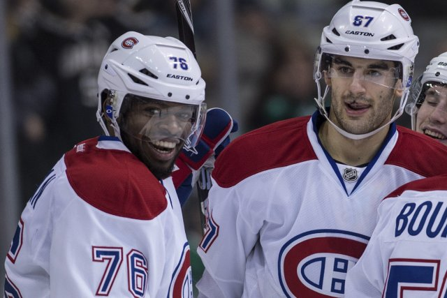 Max Pacioretty a déjà son billet pour Sotchi.... (Photo Jerome Miron, USA TODAY Sports)