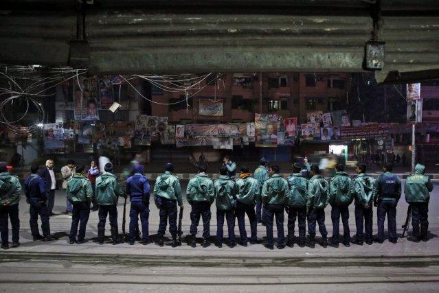 Les derniers jours ont été marqués par de... (Photo Rajesh Kumar Singh, AP)
