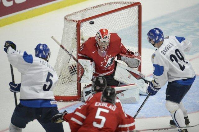 Cette défaite signifie que le Canada n'obtiendra pas... (Photo Frank Gunn, PC)