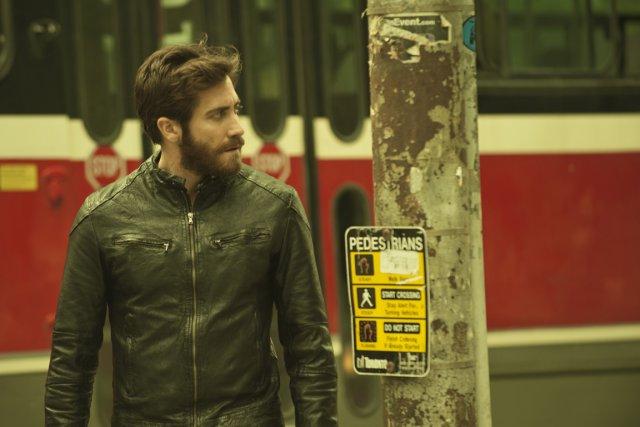Jake Gyllenhaal dans le filmEnemyde Denis Villeneuve.... (PHOTO FOURNIE PAR LES FILMS SÉVILLE)