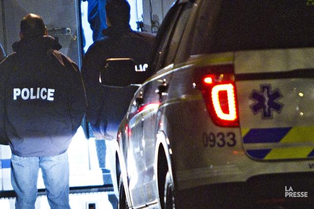 Les autorités policières se perdaient en conjectures sur la nature des... (Photo archives La Presse)