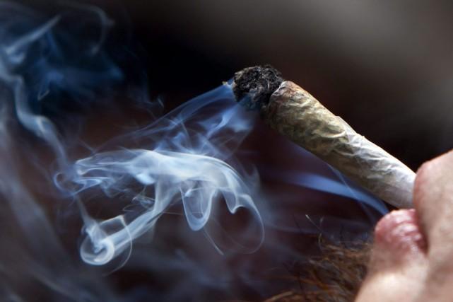 À New York,l'usage de cannabis serait circonscrit aux... (PHOTO ARCHIVES LA PRESSE CANADIENNE)
