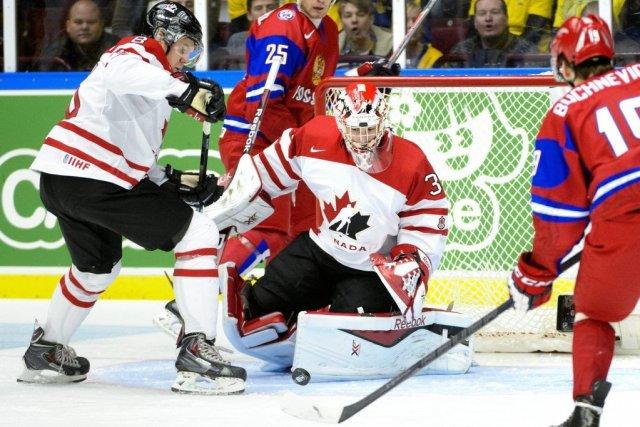 Le Canada n'était pas demeuré au pied du... (Photo Ludvig Thunman, AP)