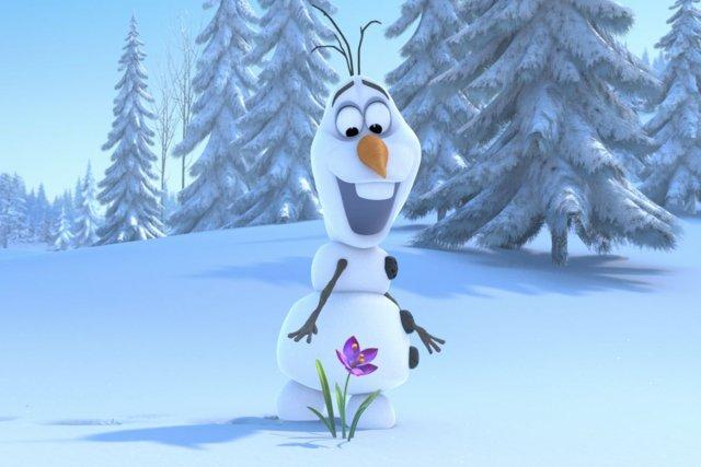Frozen... (Photo: fournie par Disney)