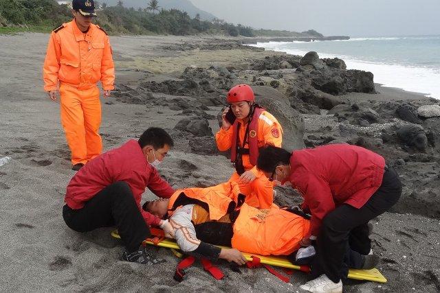 Des garde-côtes, prévenus de sa disparition, l'ont découvert... (Photo AFP)