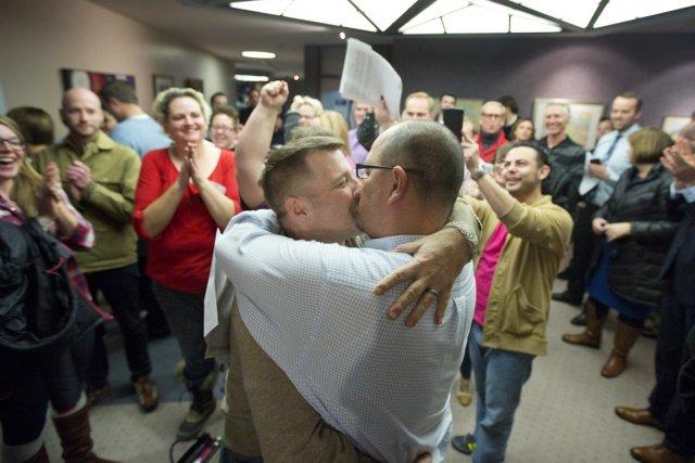 Fin décembre, l'Utah a fait appel à la... (PHOTO KIM RAFF, ARCHIVES AP)