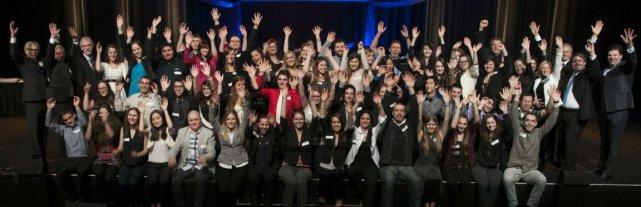 Plus de 60 étudiants ont été récompensés le...