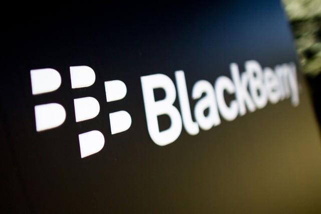 BlackBerry connaît un plutôt bon début d'année. Son... (PHOTO ARCHIVES REUTERS)