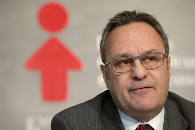 Le président de la FTQ, Daniel Boyer.... (PHOTO ROBERT SKINNER, LA PRESSE)