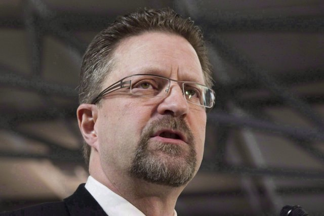 Chuck Strahl... (Archives PC)