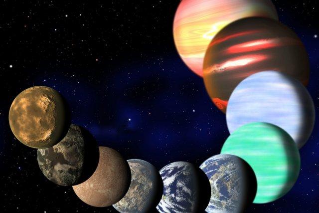 Plus des trois-quarts des planètes potentielles détectées par... (Photo: AP)