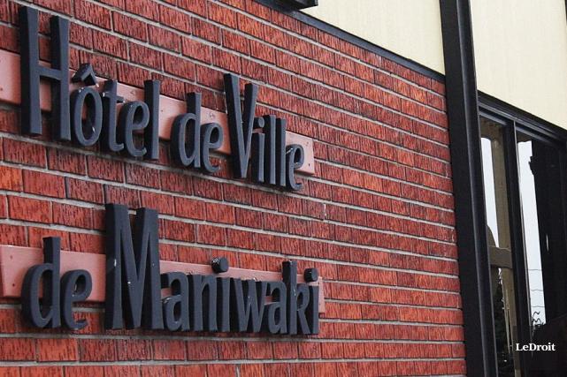 La Ville de Maniwaki soutient que la fusion... (Etienne Ranger, Archives LeDroit)