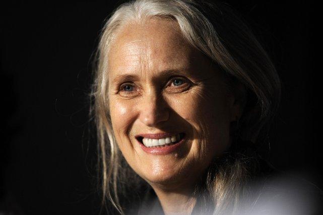 Jane Campion, une cinéaste de la Nouvelle-Zélande, succède... (Photo ANNE-CHRISTINE POUJOULAT, AFP)