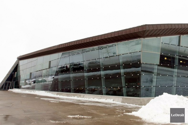 Le Musée canadien de la guerre poursuit ses... (Archives, LeDroit)