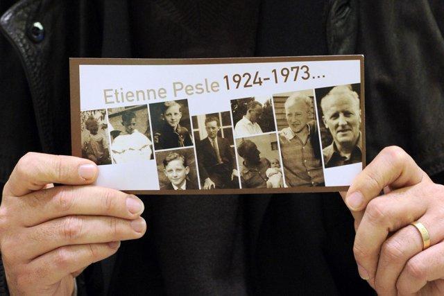 Neuf ex-militaires sont poursuivis pour la disparition sous... (PHOTO ARCHIVES AFP)