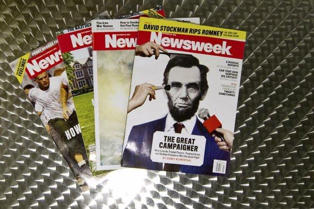 Les nouveaux propriétaires de Newsweek veulent relancer une... (Photo: archives AFP)