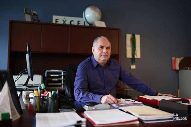 Robert Zizian préconise une gestion très libérale. «Je... (Photo Martin Chamberland, La Presse)