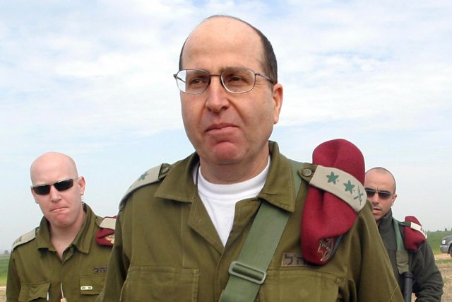 Le ministre israélien de la Défense Moshe Yaalon... (PHOTO RONEN ZVULUN, ARCHIVES REUTERS)