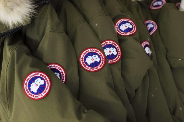 Canada Goose prétend de son côté que Sears... (Photo Aaron Vincent Elkaim, PC)
