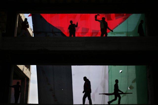 John Baird dit souhaiter voir un État palestinien... (Photo: Reuters)