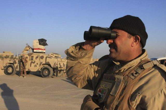 Les forces gouvernementales ont perdu la semaine passée... (PHOTO MUSHTAQ MUHAMMED, REUTERS)