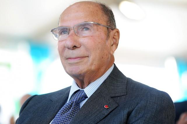 Le magazine Forbes classe Serge Dassault au quatrième... (PHOTO ANTOINE ANTONIOL, ARCHIVES BLOOMBERG NEWS)