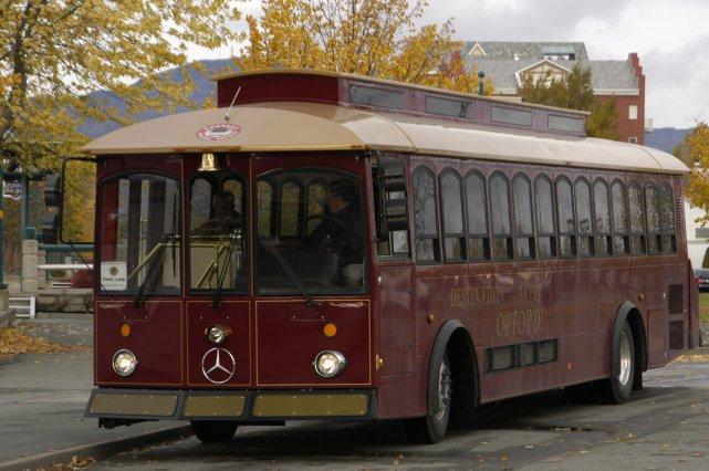 Pendant quelques années, le service Trolley Magog-Orford a... (Archives)